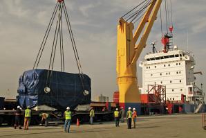 (photo courtesy of the Port of West Sacramento)