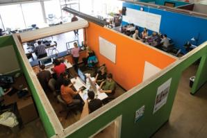 The Hacker Lab in midtown Sacramento