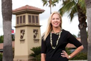 Melinda Eppler, executive director, Fulton Avenue Association