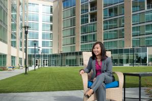 Mimi Nguyen, economic development director, Downtown Stockton Alliance