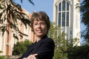 Pamela Eibeck comes to UOP from Texas Tech University.