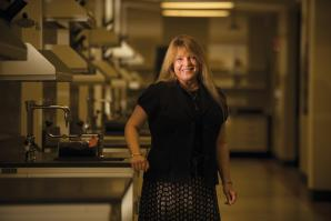 Dr. Jan Nolta heads he stem cell program for the UC Davis Health System and directs the Institute for Regenerative Cures. 