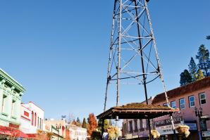 Historic Main Street, Placerville