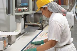 The Jelly Belly Candy Co. opened a manufacturing plant in fairfield in 1986; as of December, it employed 480 workers.  (Photo courtesy of the City of Fairfield)