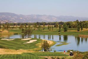 Cache Creek Casino Resort began as a bingo hall but has slowly added amenities, such as this year-old 18-hole championship golf course, in its push to become a destination resort.