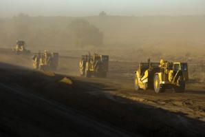 Work continues on the four-phase, $400 million project that will fix 29 miles, or 90 percent, of Yuba County's levees.