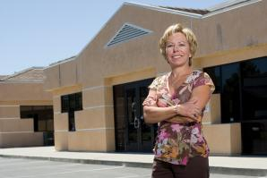 Cathy Spencer, broker and owner, Gateway Professional Insurance Services